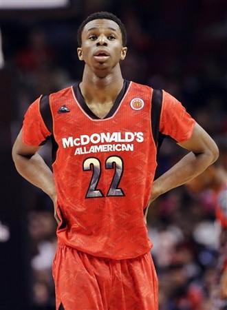 NCAA/選秀「大物」威金斯自謙 仍無法與LBJ、KD相比