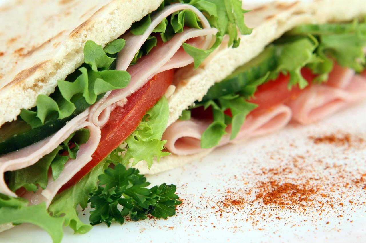▲▼三明治,早餐。(示意圖/取自Pixabay)