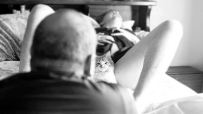 「懷胎10月生小貓」產房紀錄!小情侶存夠錢迎接生命:看到頭了