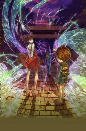 《鬼太郎》第 6 季動畫主視覺圖。