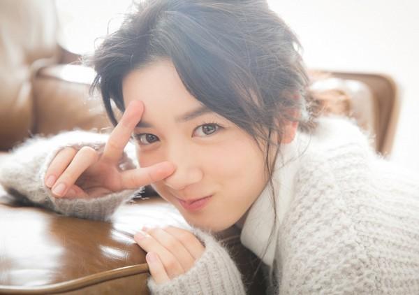 ▲▼日本10大新生代女神—永野芽郁。(圖/翻攝自日網《Modelpress》)