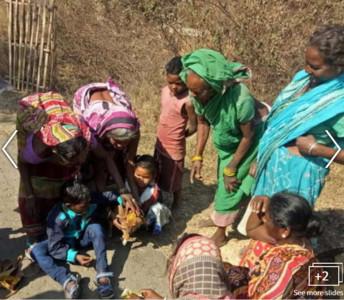 印度小弟「4歲娶母狗」 作法把厄運轉嫁給毛孩
