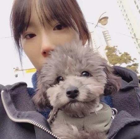 ▲太妍误食了爱犬Zero的狗食。(图/翻摄自太妍IG)