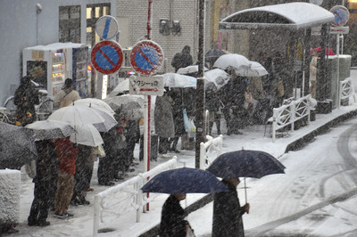 積雪60cm入冬最冷!降雪到10日將影響航班