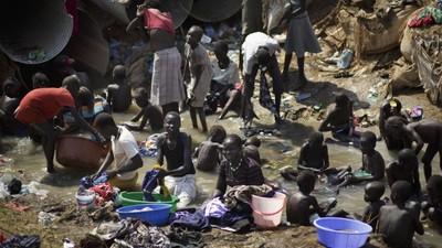 女孩當父母面遭烙印性侵 人道組織志工:南蘇丹已被神遺棄