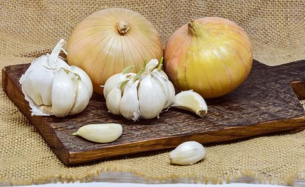 ▲洋蔥,白色食物,大蒜,抗氧化。(圖/翻攝自pixabay)