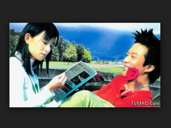 ▲▼後藤希美子和鄧超主演《浪漫的西街》。(圖/取自網路)