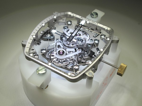 ▲SIHH 2018/RICHARD MILLE(圖/品牌提供)