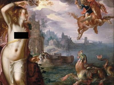 貝殼長得好像XX!史上最酸名畫評論 來看藝評家開嘴羅浮宮名作