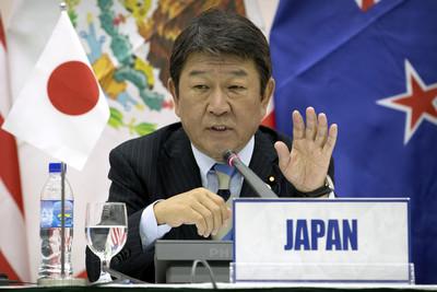 日本聲稱:泰國表示有意加入TPP