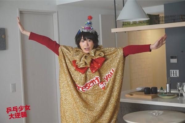 ▲新垣結衣繼《戀空》後,隔10年再度奪下電影演技獎。(圖/翻攝自《ミックス》推特)