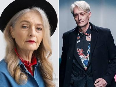 被街友奶奶感動!經紀公司只收40歲以上素人 老年優雅震撼時尚圈