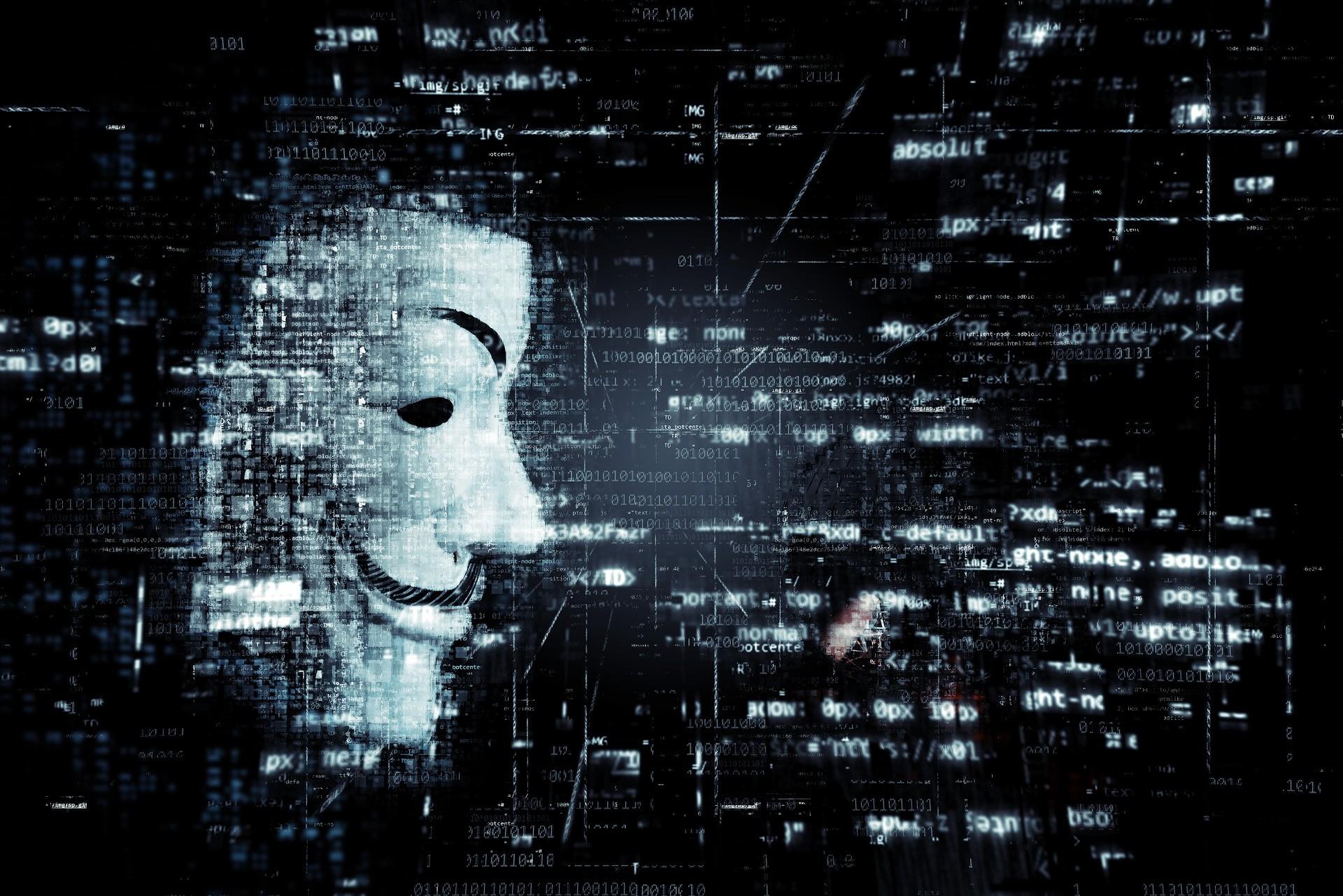 ▲▼駭客。(圖/Pixabay)