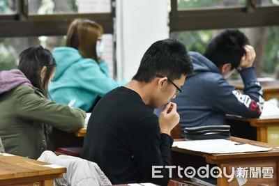 111學年大學考試分發入學改「45級分」