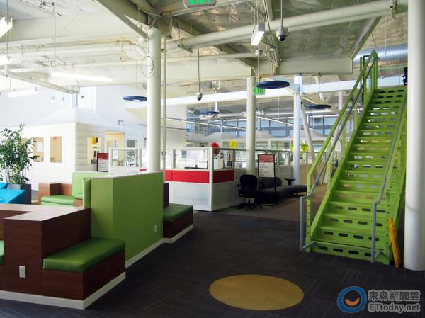 舊金山直擊 Google 眼鏡總部與愜意的 Google 生活