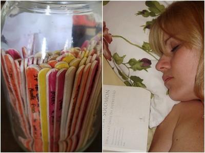 為鼓勵憂鬱症女友 他設計「四色籤筒」每支籤寫下救命暖語