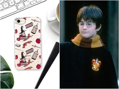 精緻手繪風「哈利波特手機殼」 彷彿進入魔法世界的門票