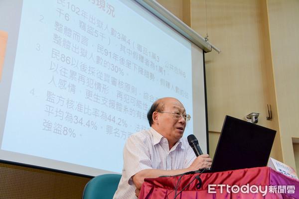 ▲台大法律系教授李茂生。(圖/《ETtoday新聞雲》資料照)