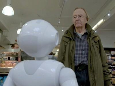 機器人遭超市解僱...茫然問「你生氣了嗎」 旁邊同事流下淚來