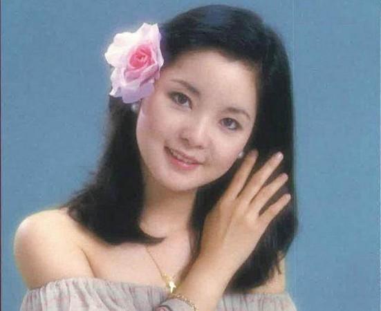 ▲陳妍希飾演鄧麗君(圖/翻攝自網路)