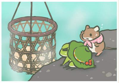 蛙兒子都去哪旅行?從伴手禮看出端倪,這些景點真的存在