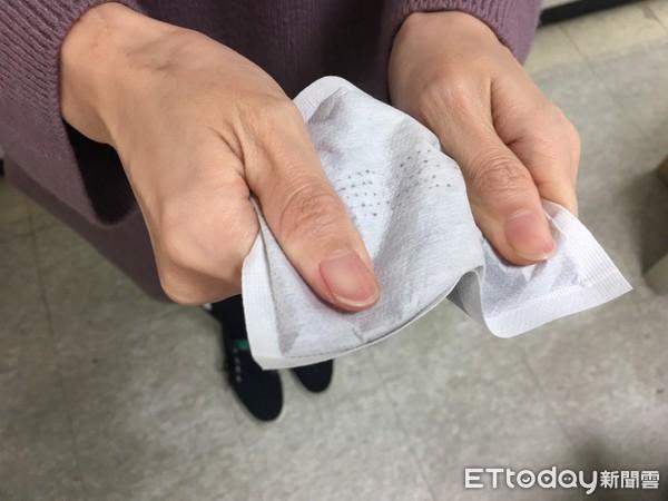 暖暖包貼肚被燙傷!2大原則這樣用。(圖/南投醫院提供)
