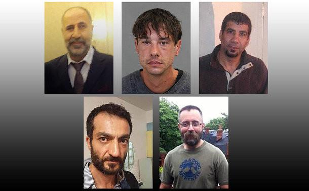 ▲▼多倫多連環殺人案,已知有5名受害者。(圖/翻攝自Toronto Police Services)