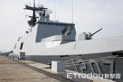 美15億對台軍售案 翻修海軍雷達