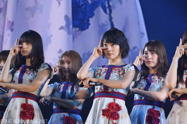 ▲「乃木坂46」生駒里奈宣佈下一張單曲後畢業。(圖/翻攝自日網)