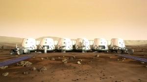 荷蘭,火星,登陸,殖民,火星一號