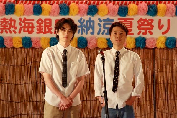 ▲《火花》由男星菅田將暉和桐谷健太主演。(圖/安可電影提供)