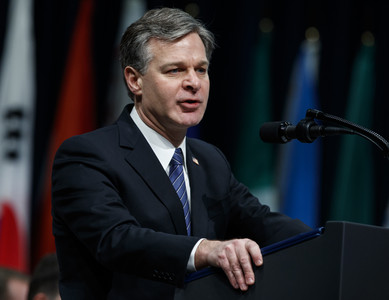 FBI局長:俄國決心干預2020大選