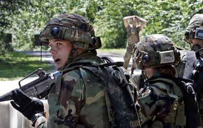 西點軍校驚傳學員攜「M4步槍」失蹤