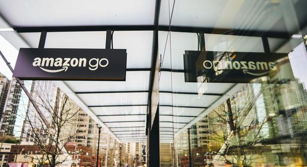 ▲▼亞馬遜無人商店AMAZON GO。(圖/達志影像/美聯社)