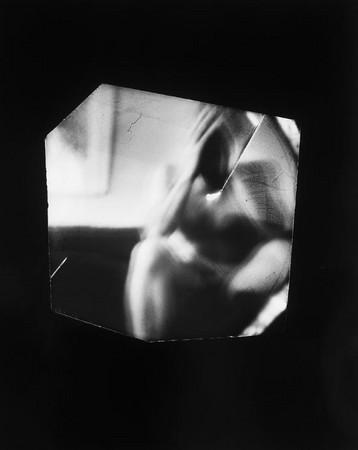 ▲▼紐約藝術家透過陰道相機,拍下戀人的模樣。(圖/翻攝自danilessnau網站)