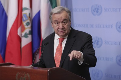 聯合國氣候行動峰會 美日澳缺席