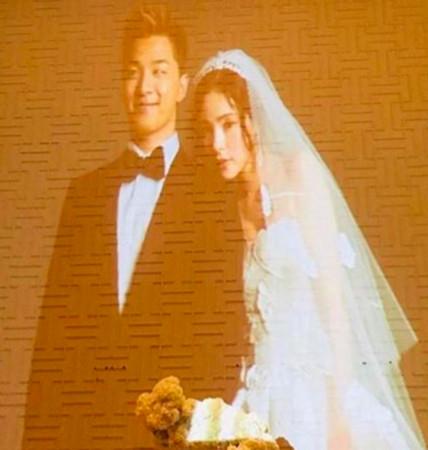 ▲▼▲▼ 太陽、閔孝琳多張清晰婚禮照來了! 百萬鑽石皇冠寵妻(圖/翻攝自IG)