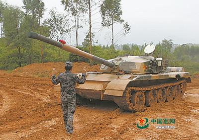 中國為孟加拉魔改300輛退役坦克