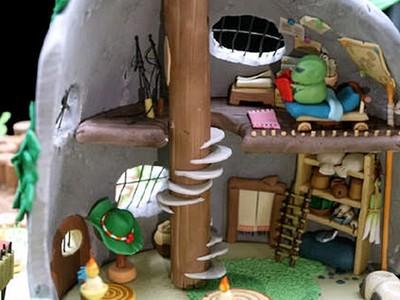 蛙兒子變點心了!「旅蛙翻糖」連螃蟹朋友都完美重現
