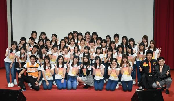 ▲AKB48 Group總製作人秋元康,特地來台參與TPE48一期生徵選最終審查。(圖/紅杉娛樂提供)