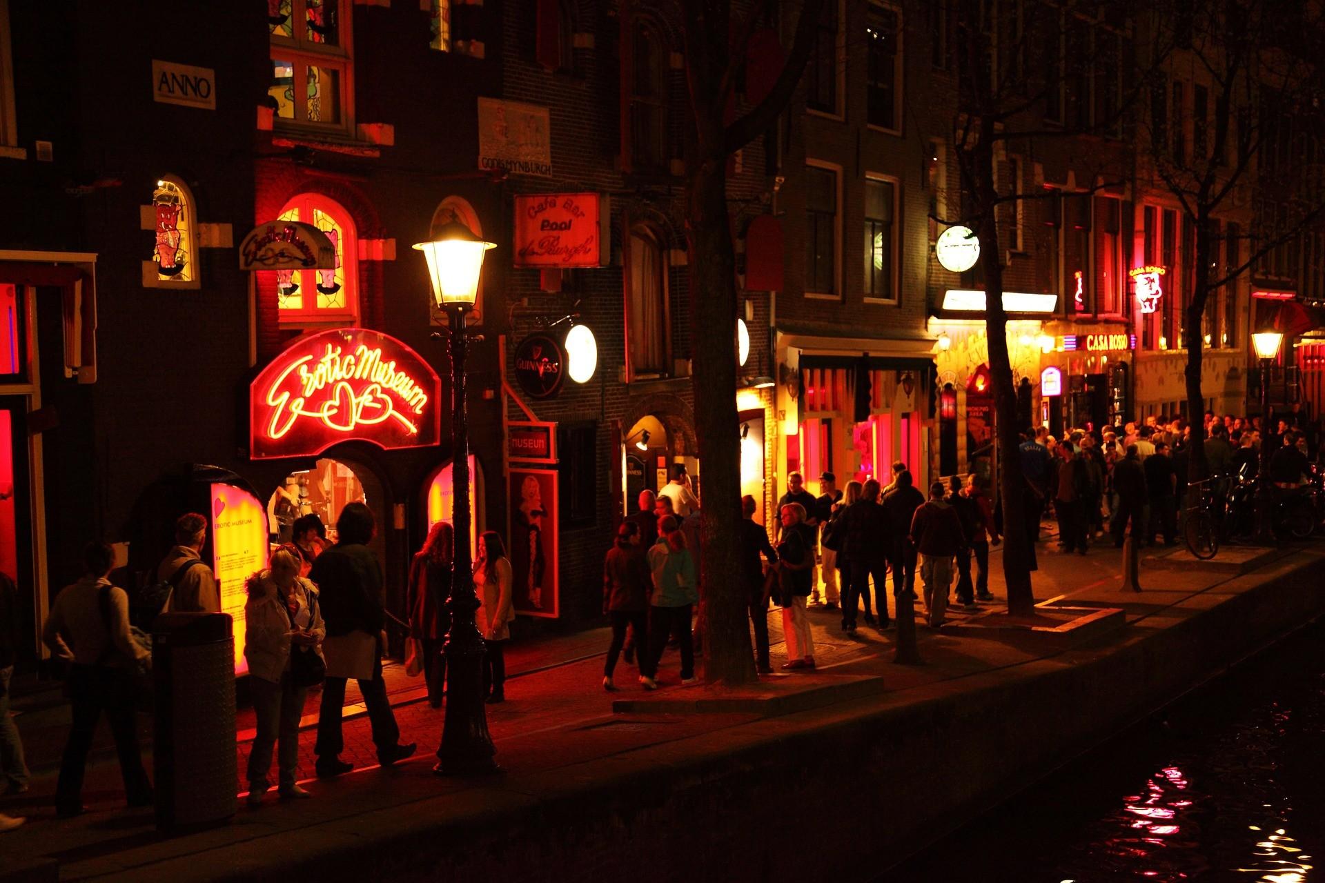 ▲▼阿姆斯特丹紅燈區。(圖/取自PIXABAY)