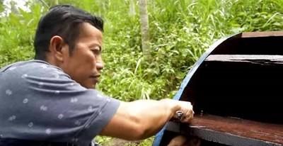 盛行巫術「600戶村民沒用過電」 印尼農夫為點燈蓋出水力發電廠
