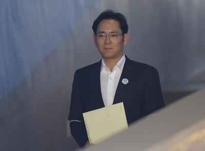 二審結果出爐 三星李在鎔當庭釋放