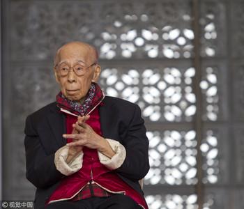 國學大師饒宗頤逝世 享嵩壽101歲