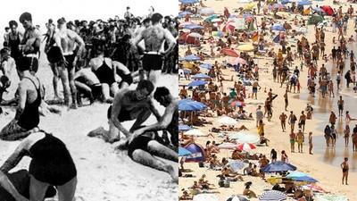 10樓巨浪吞沒上萬人 80年前「邦代海灘慘案」染紅碧海藍天