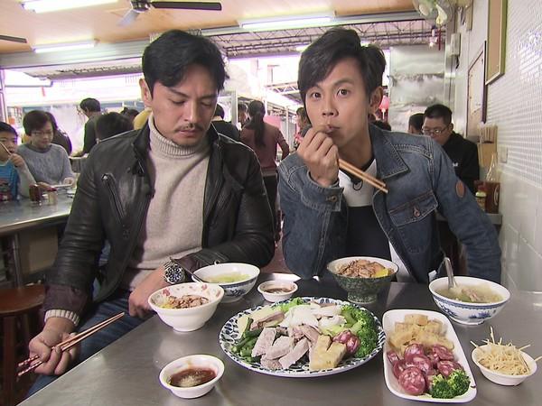 ▲浩子環遊世界期間,阿翔和夢多搭檔「夢翔起飛」,成功獲得許多網友喜愛。(圖/TVBS)