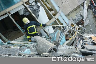 花蓮206強震災害處理 工程會:有緊急採購機制