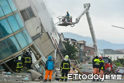 花蓮強震各國關注 網友:為台灣祈福