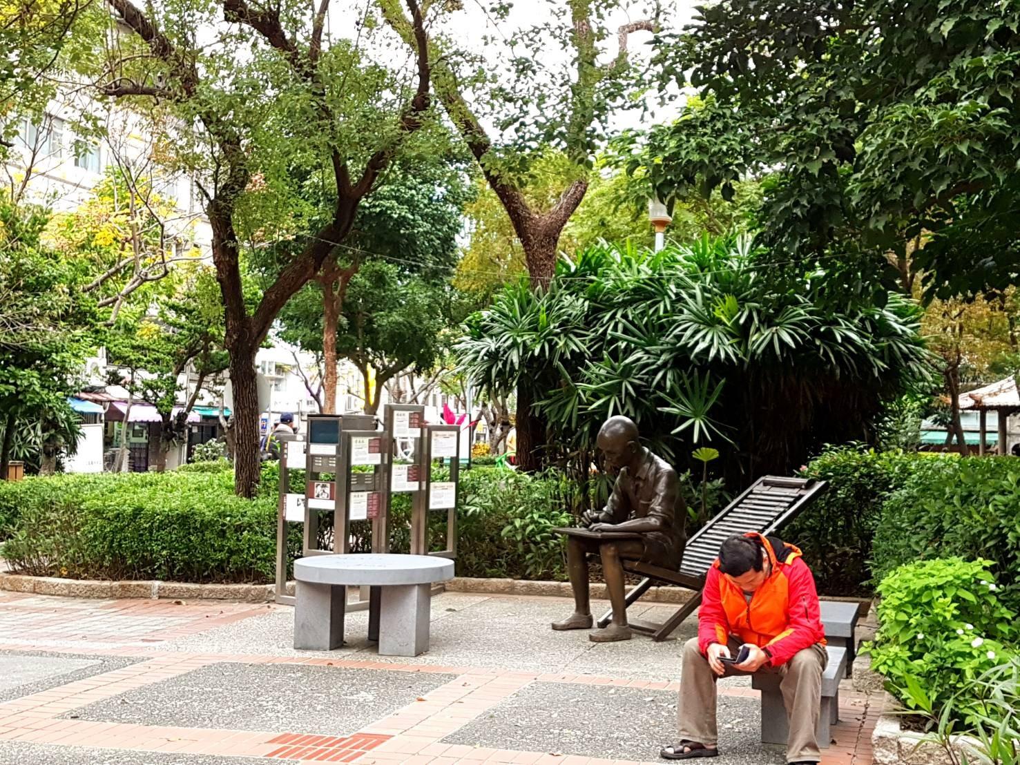 ▲▼大稻埕公園、迪化街商圈(圖/台北市政府提供)