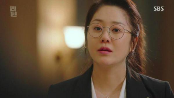 ▲▼女主高賢廷被爆打導演。(圖/翻攝自SBS)